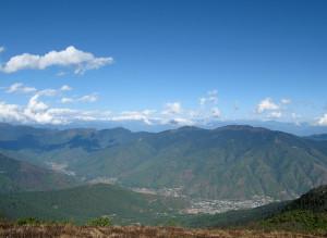 Beautiful Weather in Thimphu, Bhutan
