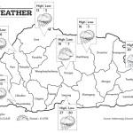 Bhutan Weather April 01 2013
