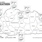 Bhutan Weather April 06 2013