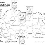 Bhutan Weather April 11 2013