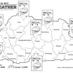 Bhutan Weather April 18 2013