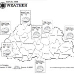 Bhutan Weather May 20 2013