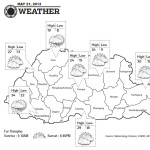 Bhutan Weather May 21 2013