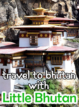 Travel to Bhutan with Little Bhutan