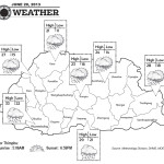Weather for June 20 2013