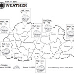 Weather for May 31 2013